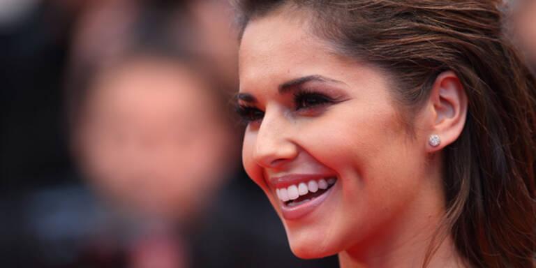 Cheryl Cole lacht am schönsten