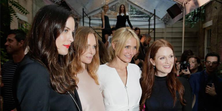 Stars feiern Stella McCartneys neue Kollektion