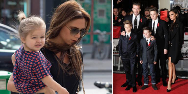 Beckham: So managt sie Familie & Job