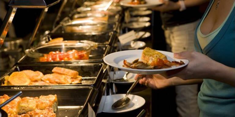 Chinese kämpft gegen Essensverschwendung