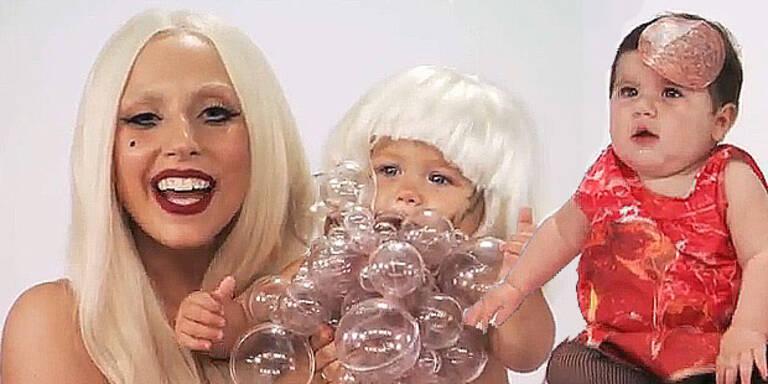 Lady Gaga schockt mit Babykollektion