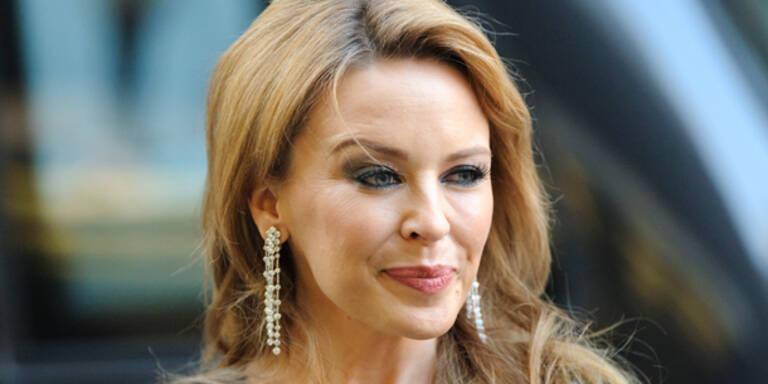 Kylie Minogue im Kampf gegen Zeichen der Zeit