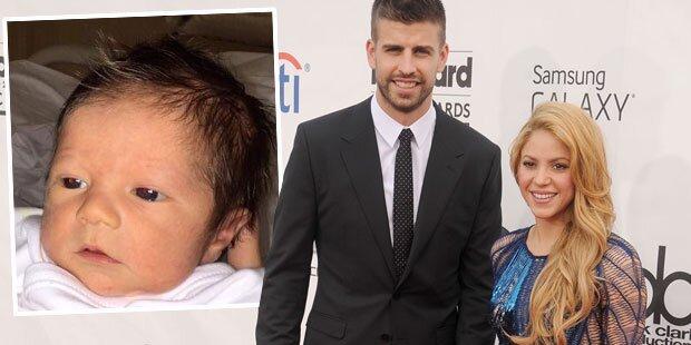 Shakira: So süß ist ihr Baby-Sohn Sasha