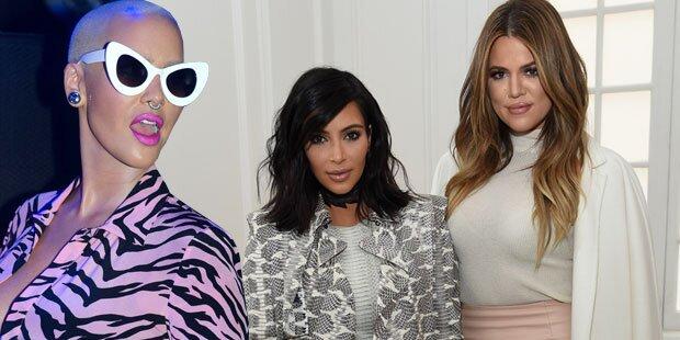 Kardashians: Krieg mit Amber Rose