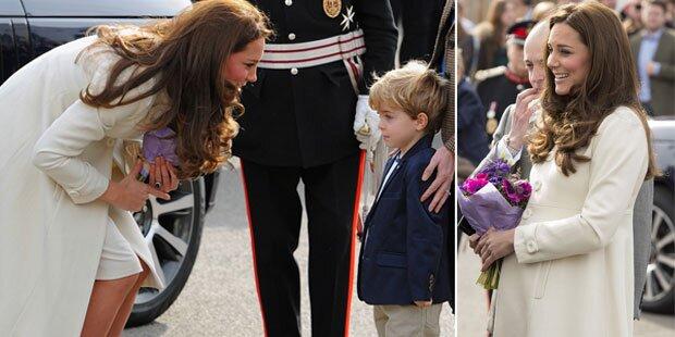 Fan-Moment für Herzogin Kate