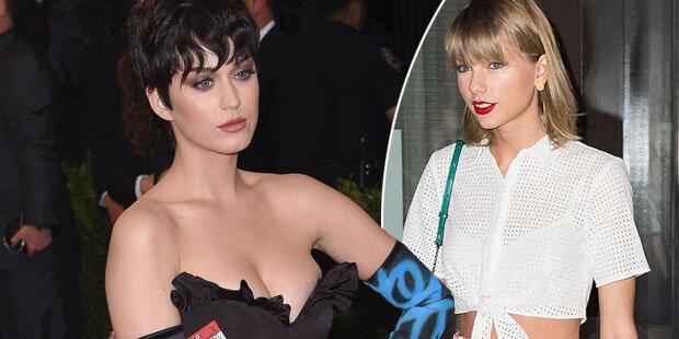 Katy Perry: Rache an Taylor Swift