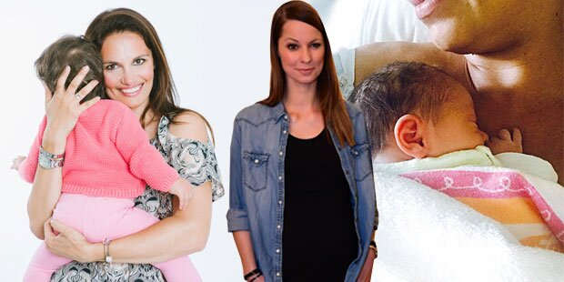 Baby-Boom: Society im Glück