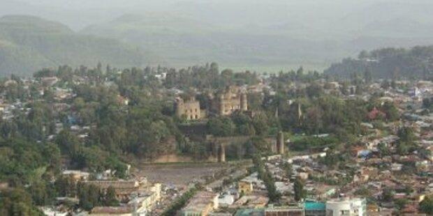 Bombenangriff auf Hotel in Äthiopien