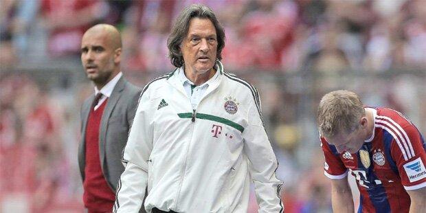 Nach Streit mit Pep: Bayern-Doc packt aus