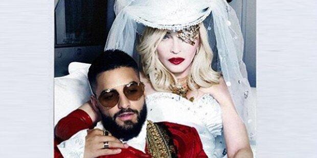 So klingt Madonnas Comeback-Single