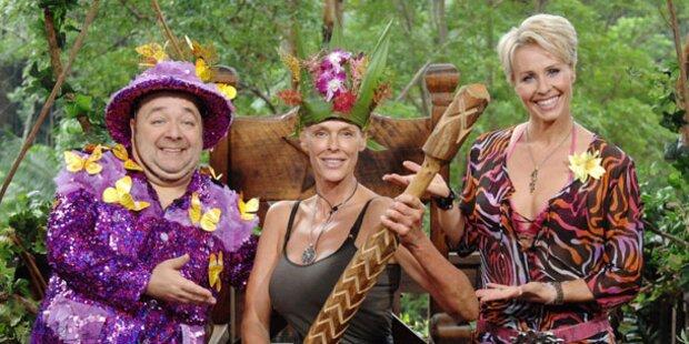 Brigitte ist die neue Dschungel-Königin