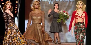 Lena Hoschek rockte Berliner Modewoche