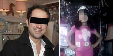 Architekt vergewaltigt und tötet 7-Jährige