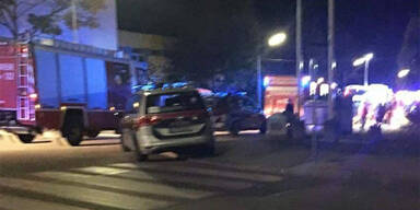 Kellerbrand in Wien-Favoriten: Elf Verletzte