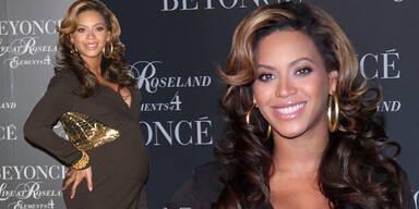 Beyoncé zeigt ihren wunderschönen Babybauch