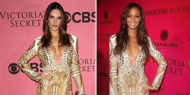 Zwei Engel im gleichem Kleid