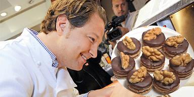 Andreas Döllerer Kekse-Bäckerin