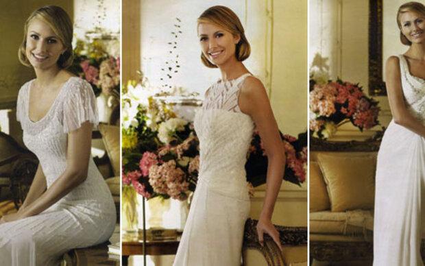 Clooney-Freundin in Brautmode