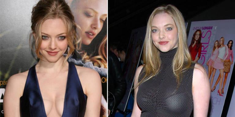 Amanda Seyfried: 'Ich hatte früher tolle, große Brüste!'