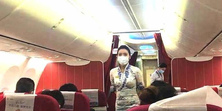 Alarm: 4096 Touristen aus Wuhan weltweit unterwegs