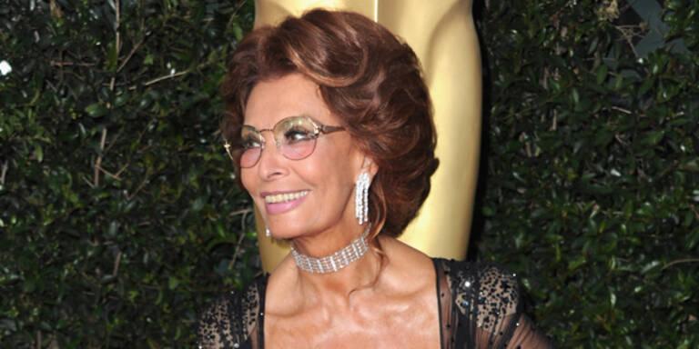 Sophia Lorens Tasche für 167.000€ versteigert