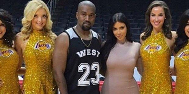 Kim Kardashian: Irre Party für Kanye