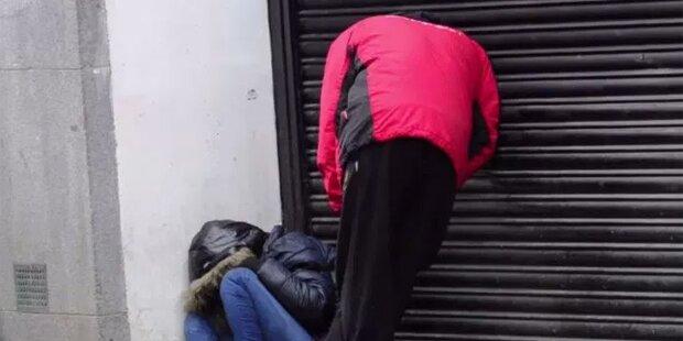 Neue Droge macht Obdachlose zu Zombies