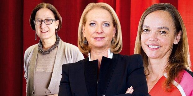 Das sind die wichtigsten Frauen der Innenpolitik