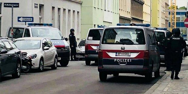Schüsse in Wien-Hernals: Mann festgenommen