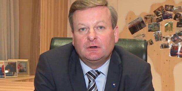 Ermittlungen gegen FPÖ-Landesrat Waldhäusl
