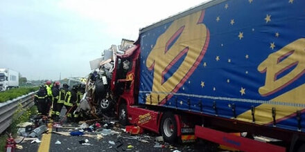 Oberösterreicherin starb bei Massen-Crash in Udine