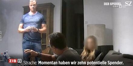 """Neues Ibiza-Video-Material: """"Eklig und entlarvend"""""""