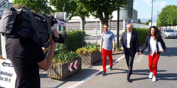 Steidl Salzburg Wahl