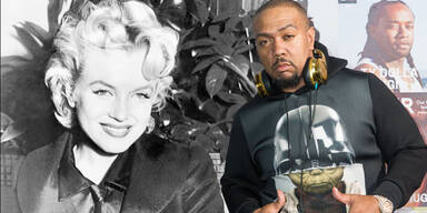 Timbaland, Marilyn Monroe
