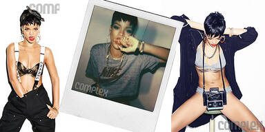 Rihannas provokantestes Shooting