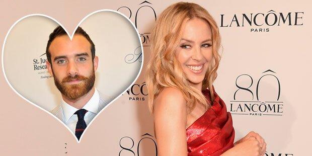 Neuer Toyboy für Kylie Minogue