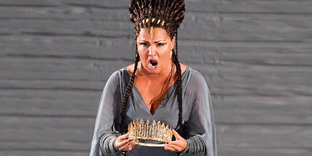 Netrebko als neue Königin von Salzburg