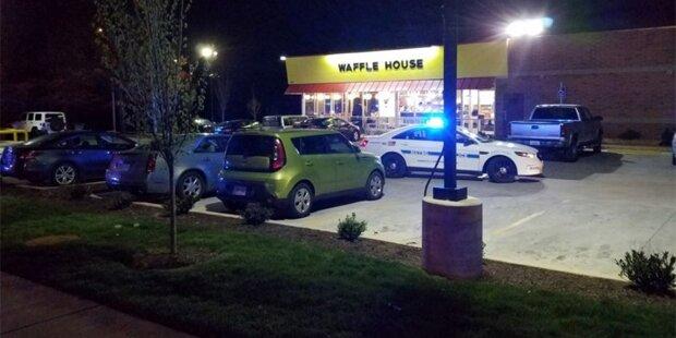 Todesschütze von Nashville gefasst