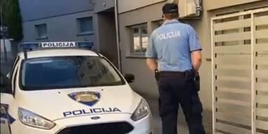 Österreicher ermordet seine drei Kinder in Zagreb