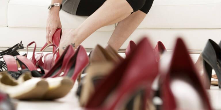 75.000 Dollar-Klage wegen Nagel im Schuh