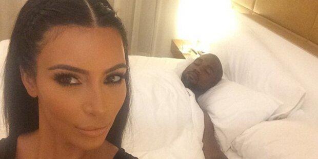 Kim veröffentlicht Selfie-Buch