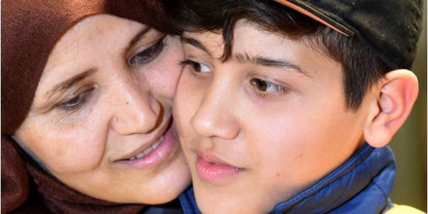 Flüchtlingskind wieder aufgetaucht