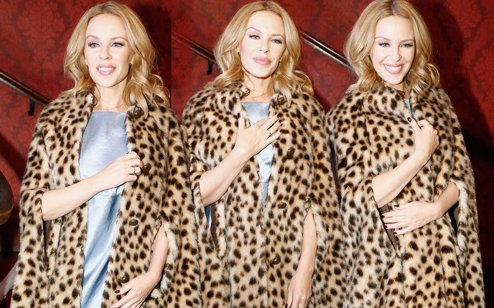 Kylie versteckt ihr Outfit. Zurecht...