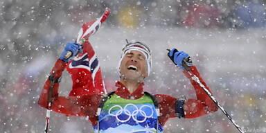 Und noch eine Goldene für den Norweger