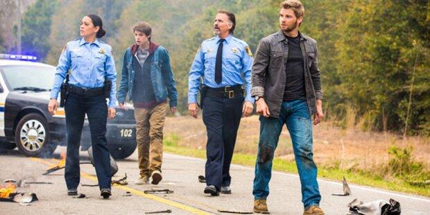 Kick off für neue Spielberg-Serie