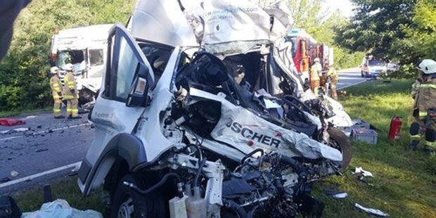 Tödlicher Verkehrsunfall im Flachgau