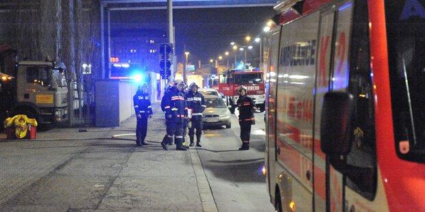 Zwei Leichtverletzte bei Crash zwischen Lkws