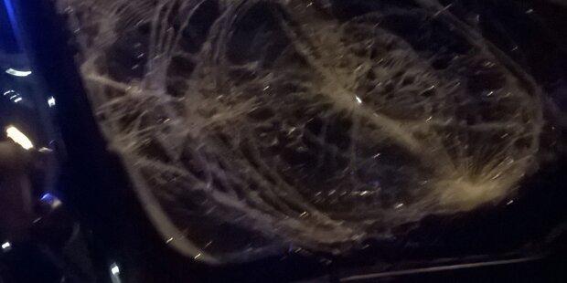 Fußgänger von Pkw angefahren: Schwer verletzt