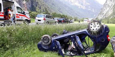 Unfall Weißbach bei Lofer