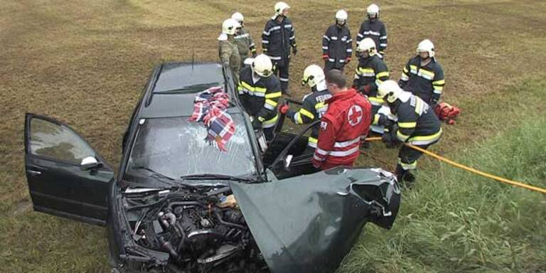 Not-OPs nach Unfällen in Steiermark